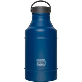 360° degrees Growler Drinkfles 1800ml blauw